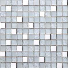 TST Glass Metal Tiles Sliver White Crackle Stainless Steel Bathroom Mirror Deco Mosaic Tiles. http://www.tstmosaictiles.com/index.php?route=product/product&product_id=146&search=TSTGT104