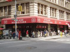 Strand Bookstore | Community Post: 14 New York City Bookstores You Should Visit Before You Die