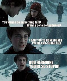 Mean girls/Harry Potter