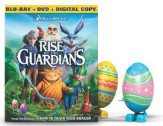 Tooth Fairy in 'Rise of the Guardians' | RISE OF THE GUARDIANS comes to DVD/Blu-ray March 12th