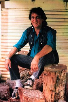 Legend: Jon, pictured in 2004, was acclaimed for his starring role in the 1978 Australian TV series Against the Wind
