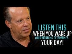 Motivational Videos, Inspirational Quotes, Joe Dispenza, Law Of Attraction Coaching, Morning Motivation, Relaxing Music, Ted Talks, How To Increase Energy, Faith Quotes