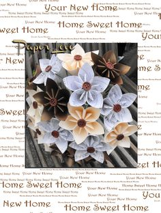 Home sweeet home gift bouquet