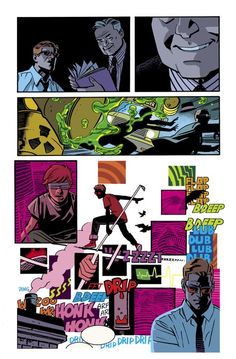 Chris Samnee. All New Daredevil