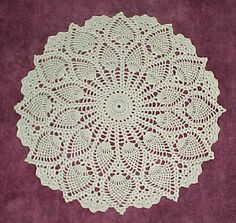 These 10 Beautiful And Free Crochet Doily Patterns Are Sure To Delight You And All Your Guests