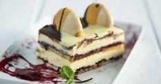Ciasto góra lodowa - deser bez pieczenia na herbatnikach - Pyszności Kuchen