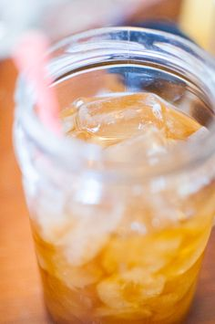 Make sweet tea with stevia instead of sugar for a low-cal Southern treat