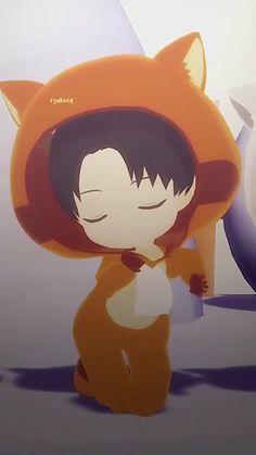 CAT_LEVI😻😻 Credit goes to:@ryukvsq on tiktok [Vídeo] em 2021 | Anime engraçado, Otaku anime, Filmes de anime