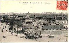 Abattoirs de la Villette - Vue générale - Abattoirs de la Villette — Wikipédia
