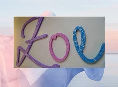 Die 55 besten bilder von diy holz diy holz buchstaben for Holzbuchstaben babyzimmer