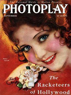 Photoplay 1929-09 Nancy Carroll Earl Christy