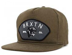 """BRIXTON """"Waylon"""" Snapback Cap"""