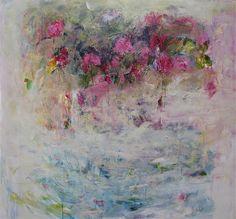 Foam Flowers ii - Christine Bowen