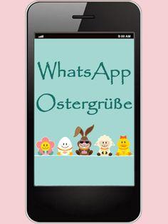 Verschicken Sie ganz leicht und schnell witzigeund weise Ostergrüße per WhatsApp. Ihre Lieben werden sich über diese österlichen Sprüche riesig freuen.