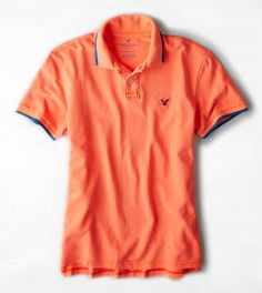 AEO Tipped Polo. various colors