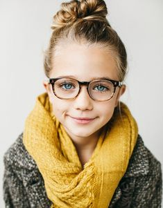 If my girls need glasses like I did:) Seriously cute, affordable glasses for kids // Jonas Paul