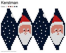 Knit Christmas Ornaments, Noel Christmas, Beaded Ornaments, Handmade Ornaments, Christmas Knitting, Christmas Projects, Handmade Christmas, Christmas Stockings, Christmas Embroidery