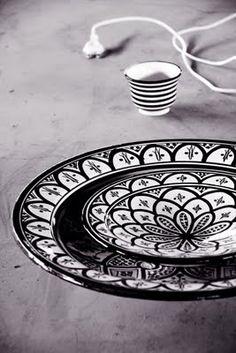 practical plates moroccan zentangle