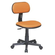 I'm learning all about Task Chair: Office Star Task Chair - Orange at @Influenster!