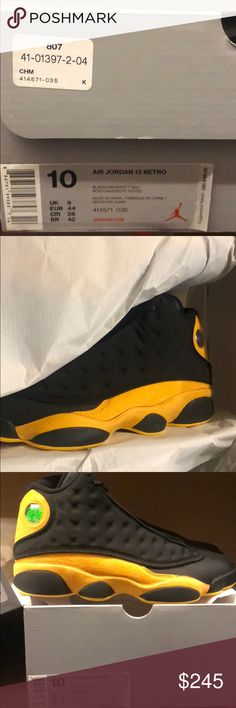 0f717a08c3febc Jordan Retro 13 Melo Retro Melo OakHill brand new. Authentic Shoes will be  purchased on release date of   shipped Monday Jordan Shoes Athletic Shoes