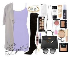 """""""you're beautiful"""" by alyson7123 ❤ liked on Polyvore featuring BKE, Velour Lashes, Dorothy Perkins, Rebecca Minkoff, Maybelline, NYX, Dolce&Gabbana, Smashbox, NARS Cosmetics and Urban Decay"""