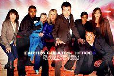 Série | Doctor Who – 4ª Temporada (2008)