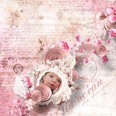 """Page réalisée avec le nouveau kit de Pliscrap """"Cocoon of Sweetness"""" (RAK Iga Logan) : http://digital-crea.fr/shop/index.php?main_page=index&manufacturers_id=151&sort=20a&page=1 http://scrapfromfrance.fr/shop/index.php?main_page=index&cPath=88_130 http://www.digidesignresort.com/shop/designers-plidesigns-c-1_465"""