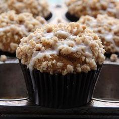 Pumpkin Streusel Muffins | Baked by Rachel