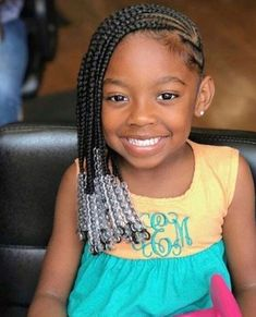 +30 Kinky Hairstyles For Your Little Black Beauty To Try This Summer