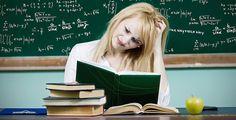 Mathe - eine Frage des Geschlechts? - Was lange Zeit ein ungeschriebenes Gesetz war, hat die OECD mit einer neuen Studie nun öffentlich gemacht: Mädchen sind schlechter in Mathe als Jungs. Doch woran liegt das genau?