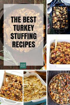The Best Stuffing Recipes For Thanksgiving Dinner @Huff