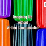 Imagining life without written communication by @danmicksee