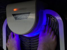 The Full Body Dryer