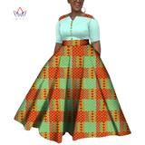 2019 African Dresses For Women Dashiki African Dresses For Women Colorful Daily Wedding Size Ankle-Length Dress African Dresses For Women, African Attire, African Wear, Aso Ebi Styles, Ankara Styles, Harry Styles Edits, Dashiki, Traditional Outfits, Street Style