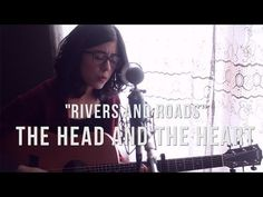her voice stuns me over and over. Rivers and Roads (cover) by Daniela Andrade