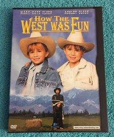How the West Was Fun (DVD, 2004) VERY RARE BRAND NEW / 3RD FILM MARY KATE ASHLEY | DVDs & Movies, DVDs & Blu-ray Discs | eBay!
