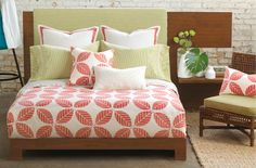 Estefan Collection bedding by Eastern Accents
