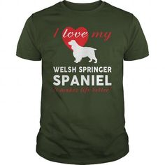 I LOVE MY WELSH SPRINGER SPANIEL  T-SHIRTS T-SHIRTS, HOODIES ( ==►►Click To Shopping Now) #i #love #my #welsh #springer #spaniel # #t-shirts #Dogfashion #Dogs #Dog #SunfrogTshirts #Sunfrogshirts #shirts #tshirt #hoodie #sweatshirt #fashion #style