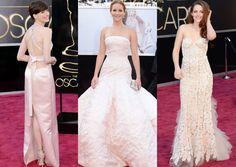 Oscars 2013 Fashion
