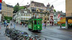 In Basel ist das Angebot von Wohneigentum eher knapp.
