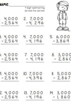 Are you looking for free 4-Digit Subtraction Coloring Worksheets for free? We are providing free 4-Digit Subtraction Coloring Worksheets for free to support parenting in this pand Math Shapesmic! #4-DigitSubtractionColoringWorksheets #SubtractionColoringWorksheets4-Digit #4-Digit #Subtraction #Coloring #Worksheets #WorksheetSchools