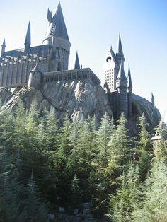 Hogwarts - Universal Islands of Adventure