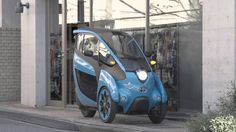 TOYOTA i-ROAD|OPEN R
