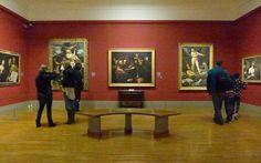29 October 2015 Dublin. National Gallery Ireland...