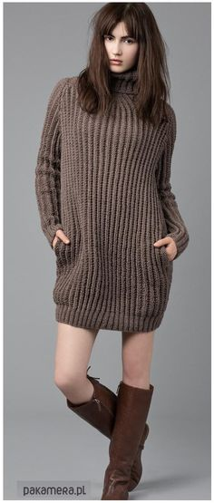 Pakamera.pl - sweater dress