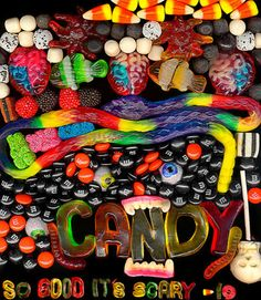 candy | Kweeny Todd: Day 18: Canadian Content: CANDY CANDY CANDY