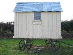 An historic Norfolk hut which is now being restored by Plankbridge in Dorset.
