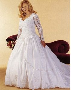ball gown wedding dresses with sleeves