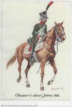 Chasseur à cheval Jonien 1808