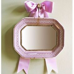 Add a mirror to a busted old platter for some unique wall art.    http://www.marthastewart.com/267290/platter-to-mirror?czone=home/diy-decorating/walls-and-windows=277001=275632=267290
